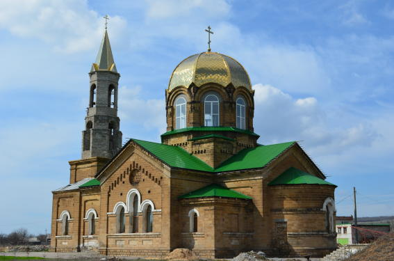 Свято-Вознесенский мужской монастырь